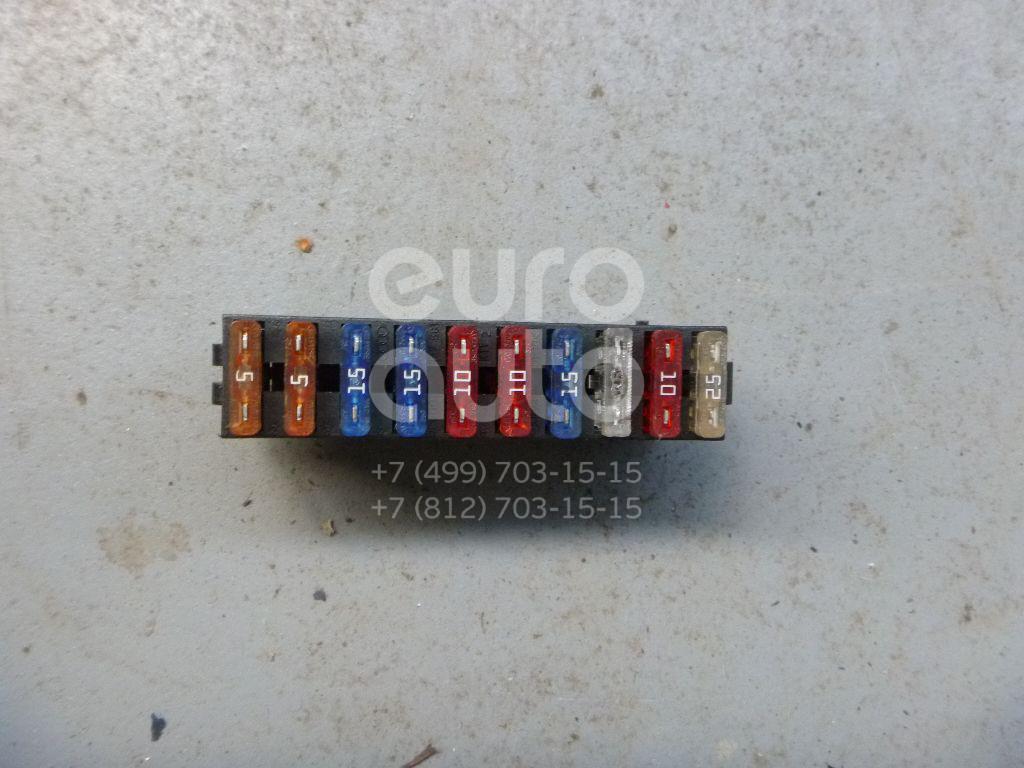 Купить Блок предохранителей Audi A8 [4D] 1999-2002; (4D0937501)
