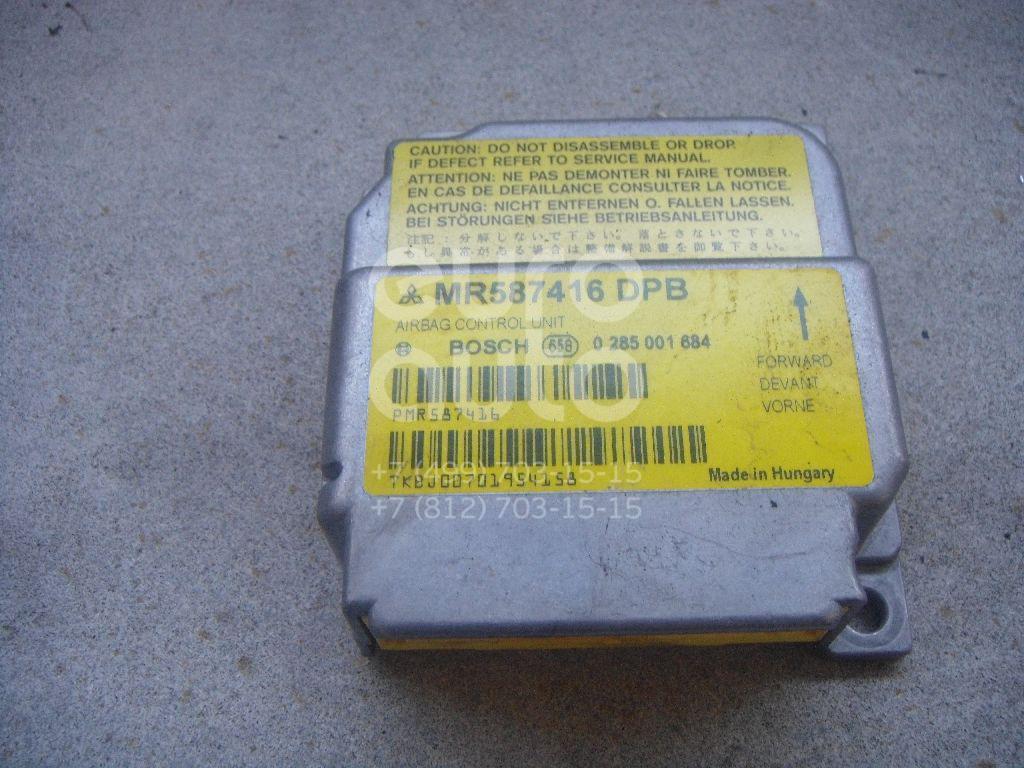 Купить Блок управления AIR BAG Mitsubishi Colt (Z3) 2003-2012; (0285001684)