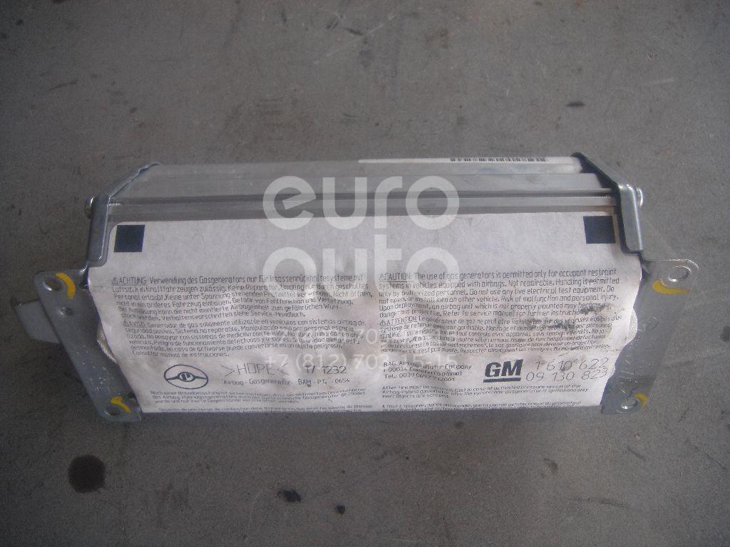 Купить Подушка безопасности пассажирская (в торпедо) Opel Omega B 1994-2003; (9130823)