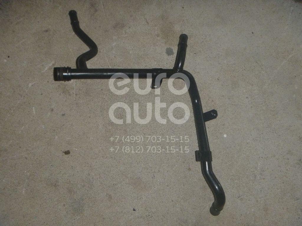 Купить Трубка охлажд. жидкости металлическая VW Passat [B6] 2005-2010; (03G121065H)