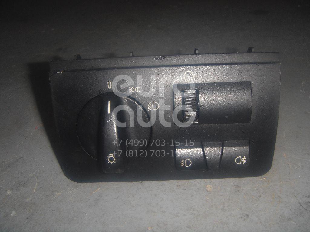 Купить Переключатель света фар BMW X5 E53 2000-2007; (61318380255)