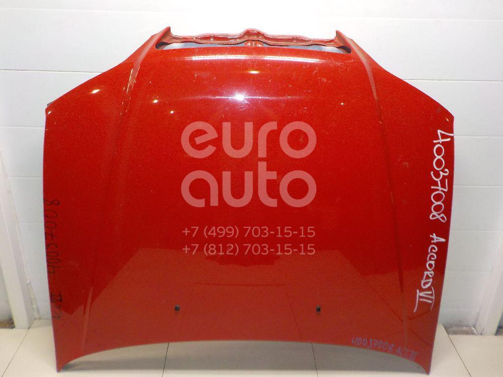Купить Капот Honda Accord VI 1998-2002; (60100S1AE00ZZ)