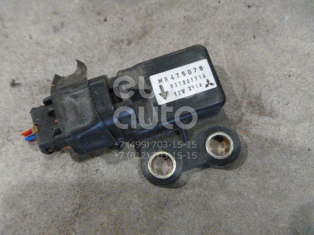 Купить Датчик AIR BAG Mitsubishi Pajero/Montero III (V6, V7) 2000-2006; (MR475078)