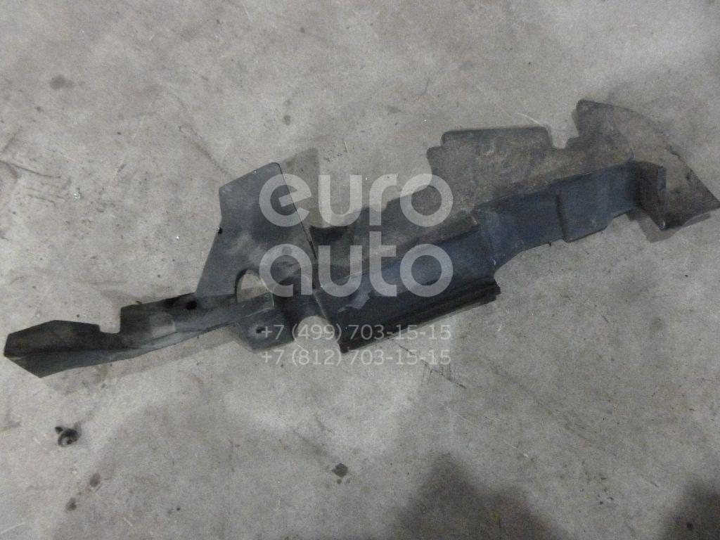 Купить Воздуховод радиатора правый VW Passat [B5] 1996-2000; (3B0121284A)
