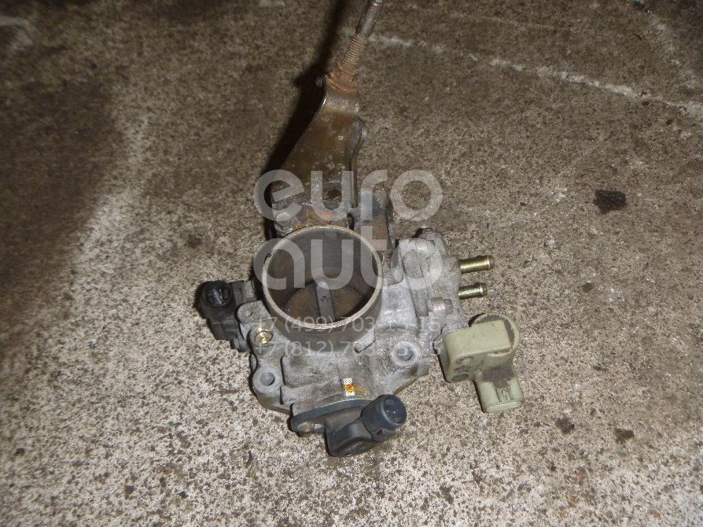 Купить Заслонка дроссельная механическая Honda HR-V 1999-2005; (16400PELG71)