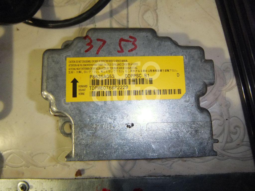 Купить Блок управления AIR BAG Peugeot 4007 2008-2013; (8635A053)