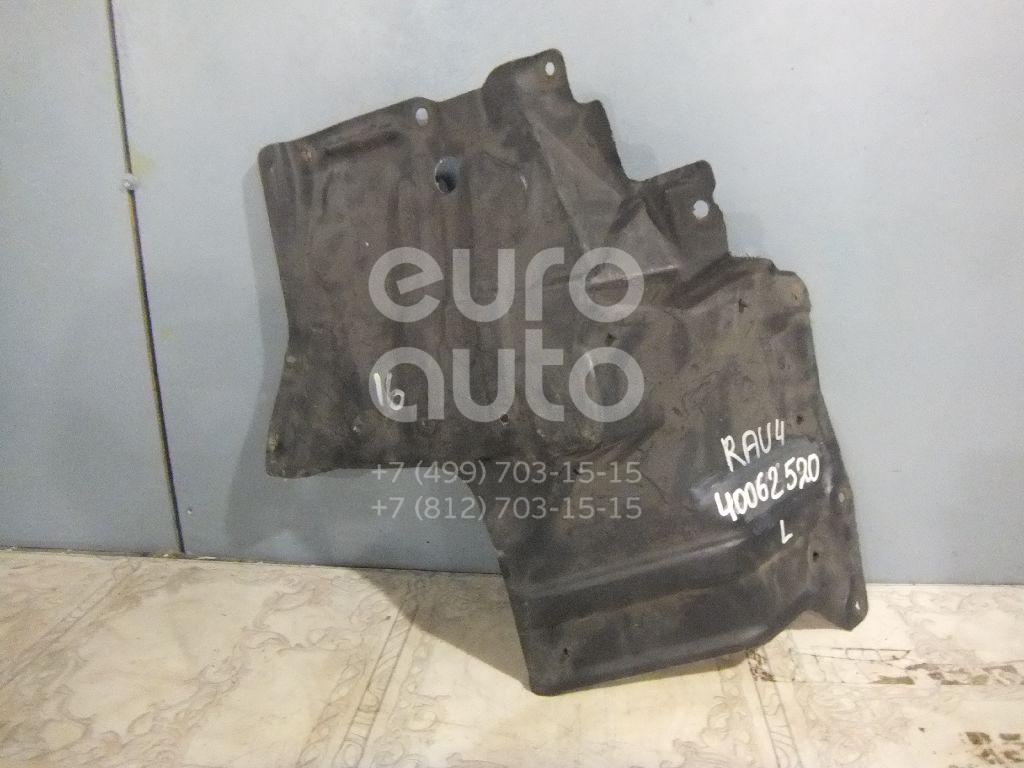 Купить Пыльник двигателя нижний левый Toyota RAV 4 2000-2005; (5144242060)