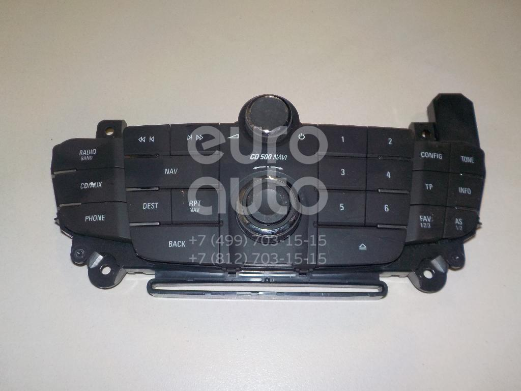 Блок кнопок Opel Insignia 2008-2017; (13273255)