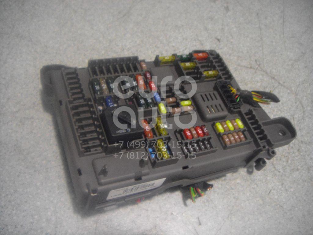 Купить Блок предохранителей BMW X5 E70 2007-2013; (61146931687)