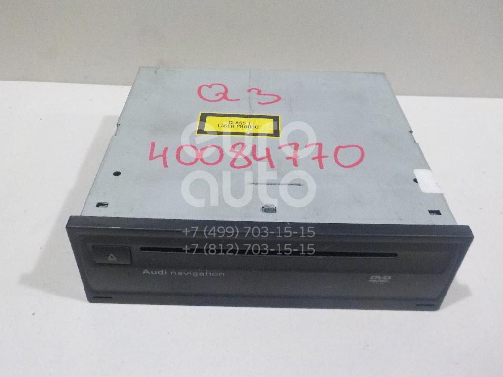 Купить Проигрыватель CD/DVD Audi Q3 2012-; (4E0910887D)