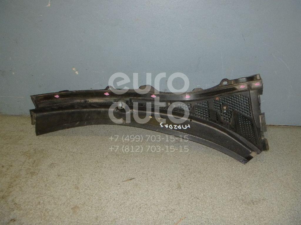 Купить Решетка стеклооч. (планка под лобовое стекло) Mazda Mazda 3 (BL) 2009-2013; (BBM4507R0B)