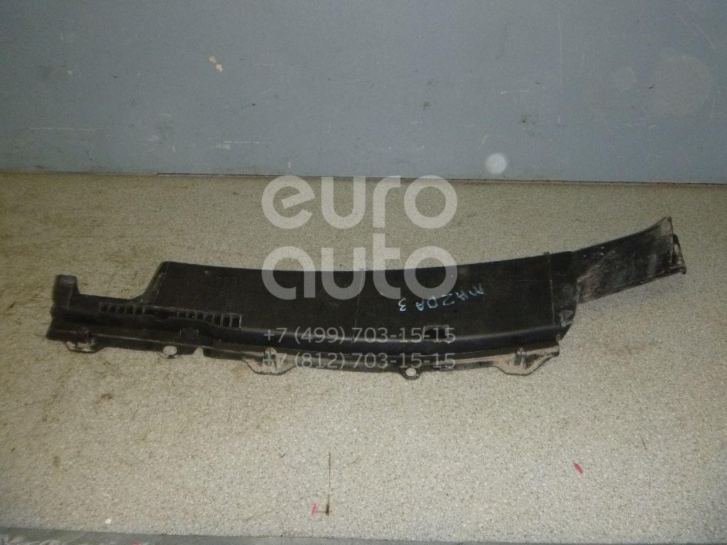 Купить Решетка стеклооч. (планка под лобовое стекло) Mazda Mazda 3 (BL) 2009-2013; (BBM5507P0B)
