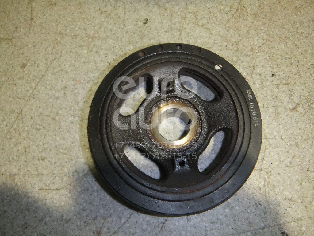Купить Шкив коленвала Nissan Juke (F15) 2011-; (123031KC0A)