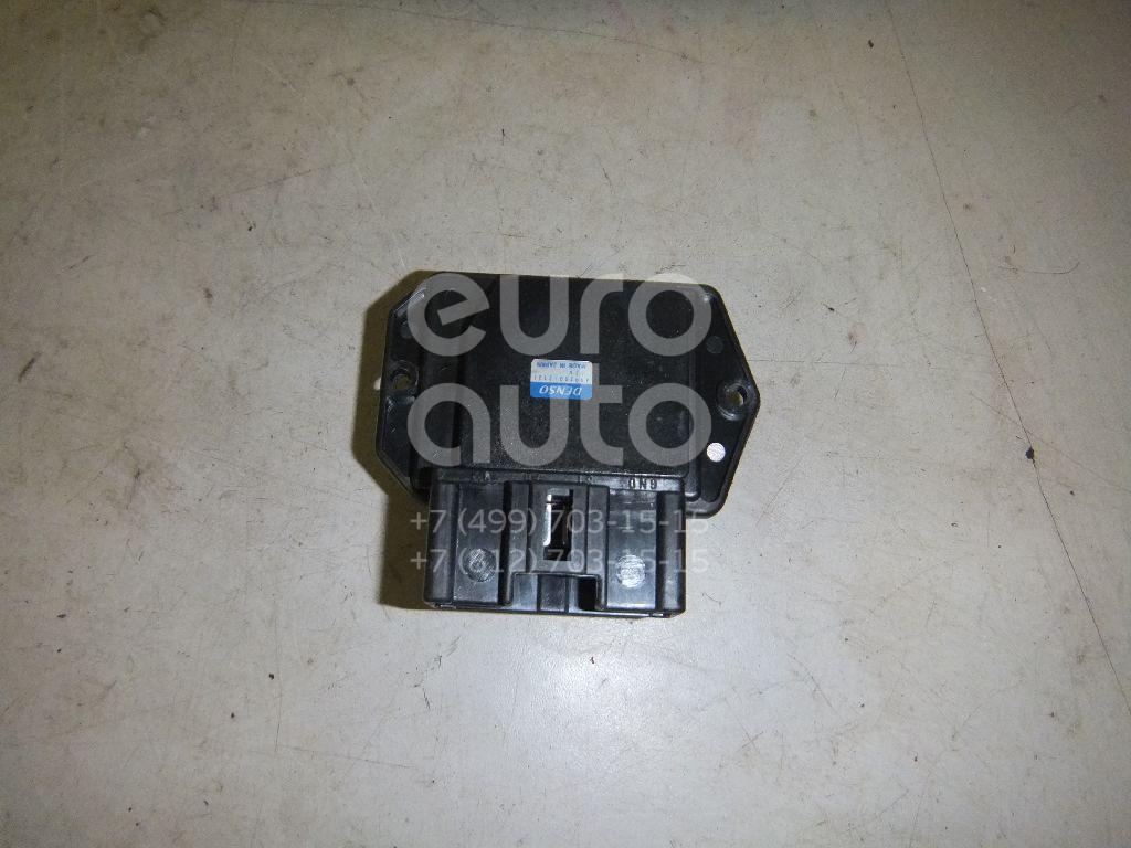 Купить Резистор отопителя Toyota Avensis II 2003-2008; (4993002121)