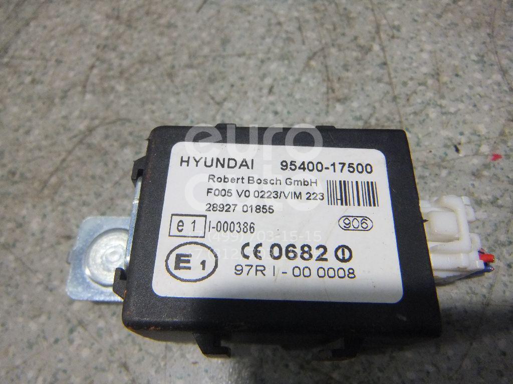 Купить Иммобилайзер Hyundai Matrix 2001-2010; (9540017500)