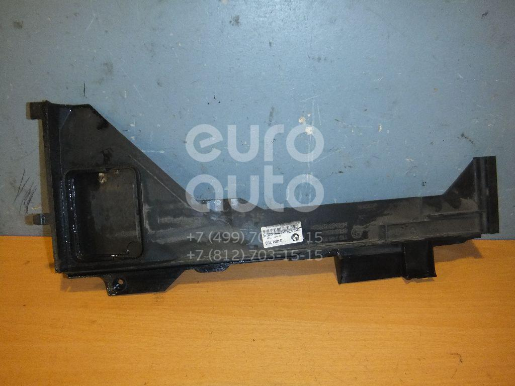 Купить Накладка на диффузор BMW X3 E83 2004-2010; (17113404380)
