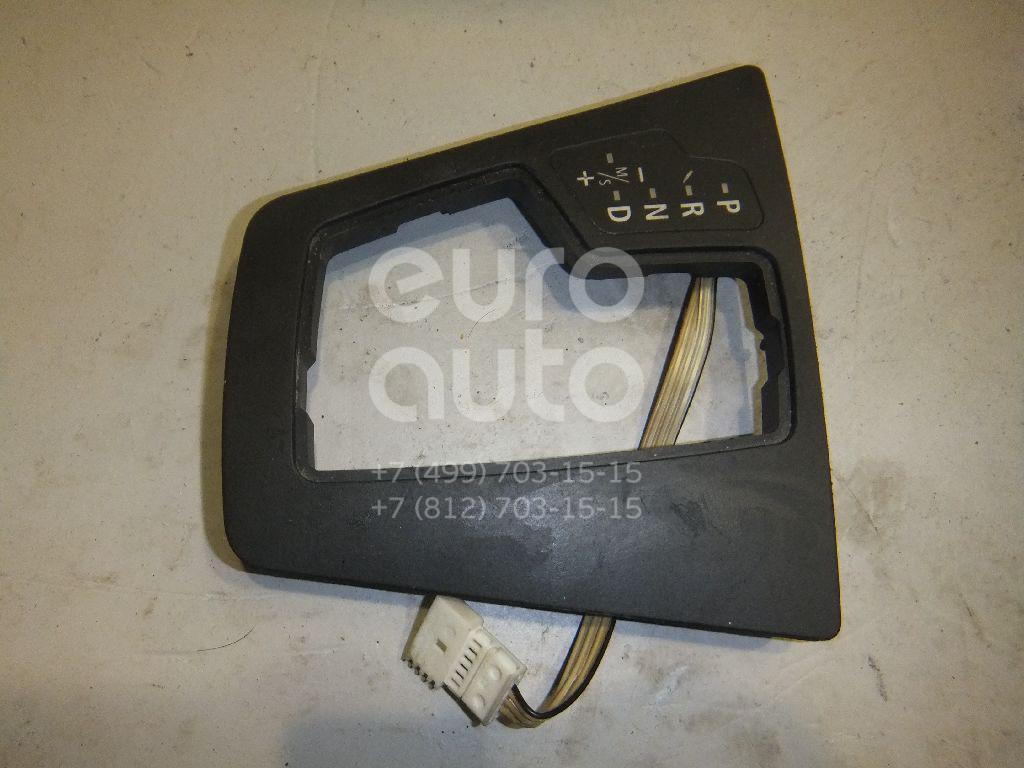 Купить Накладка индикатора переключения передач BMW X3 E83 2004-2010; (51167056025)