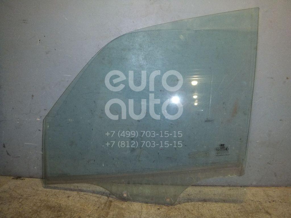 Купить Стекло двери передней левой Hyundai Terracan 2001-2007; (82910H1000)