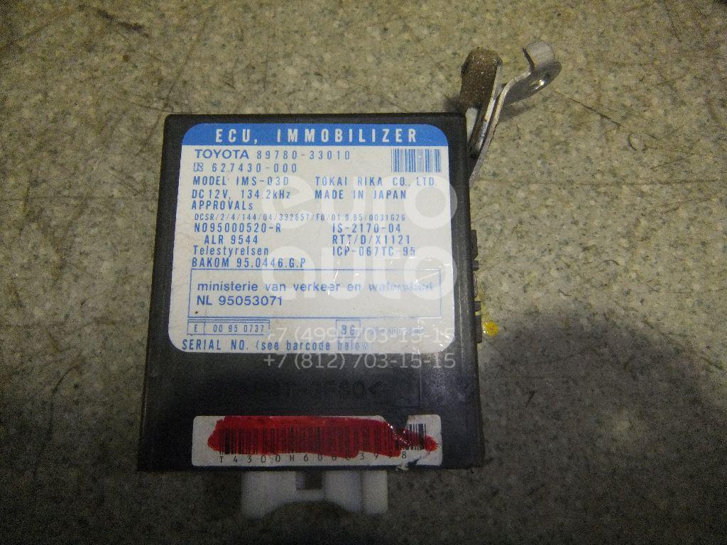 Купить Блок электронный Toyota Camry V20 1996-2001; (8978033010)