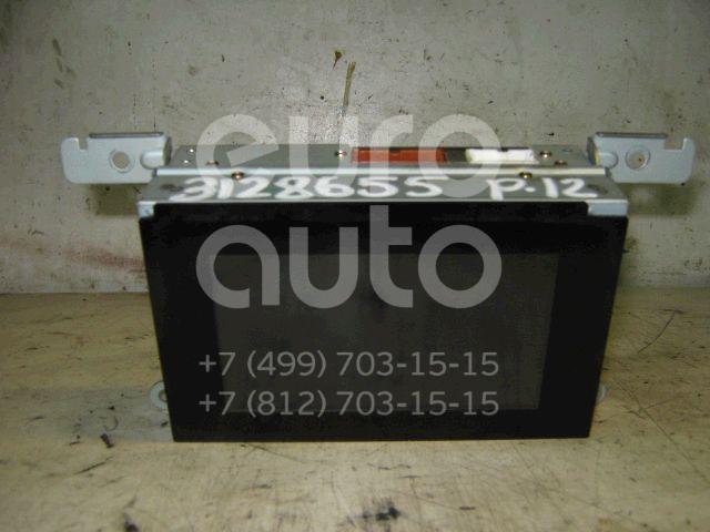 Купить Дисплей информационный Nissan Primera P12E 2002-2007; (28090AV611)