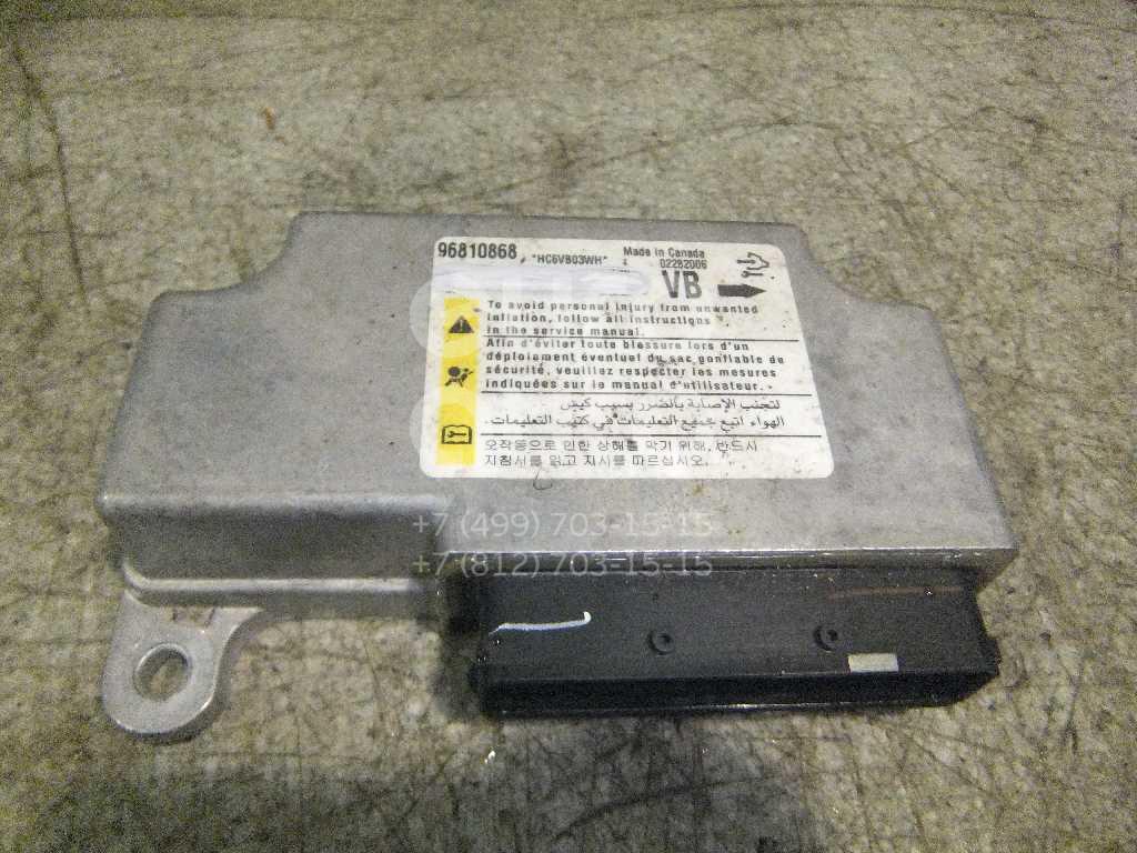 Купить Блок управления AIR BAG Opel Antara 2007-2015; (96810868)