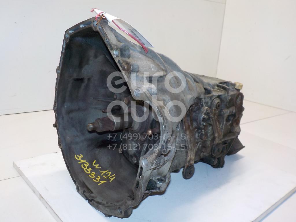 МКПП (механическая коробка переключения передач) Mercedes Benz W124 1984-1993; (1262602801)  - купить со скидкой