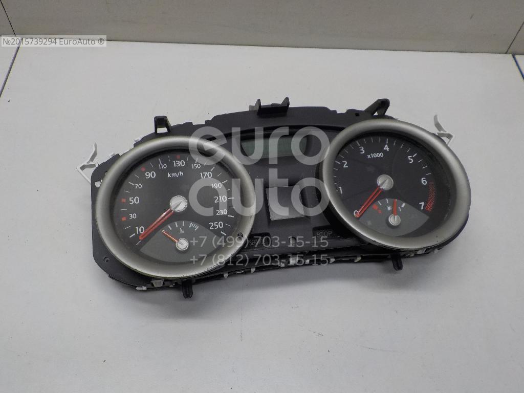 Купить Панель приборов Renault Megane II 2003-2009; (8200364023)