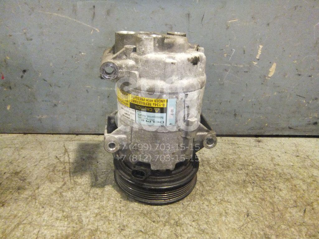 Купить Компрессор системы кондиционирования Renault Megane II 2003-2009; (8200316164)