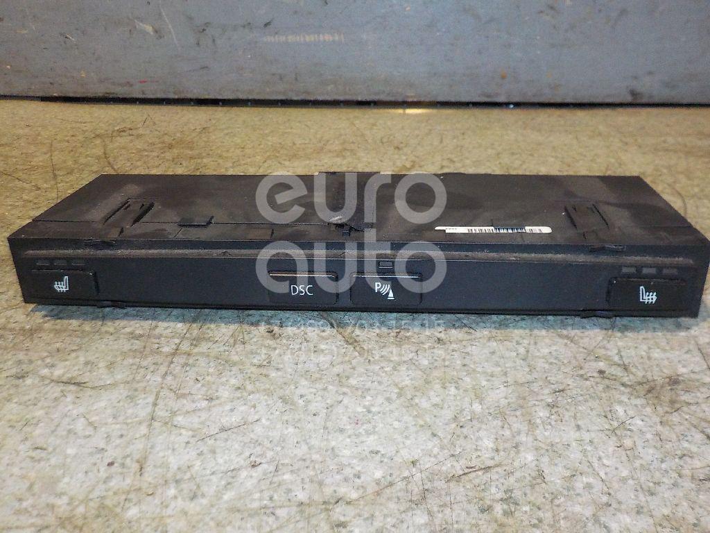Купить Блок кнопок BMW 5-серия E60/E61 2003-2009; (61316949453)