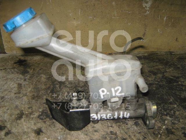 Купить Цилиндр тормозной главный Nissan Primera P12E 2002-2007; (46010AV701)