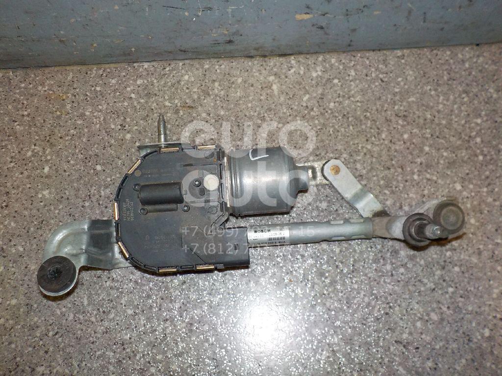Купить Моторчик стеклоочистителя передний VW Golf Plus 2005-2014; (5M0955023E)