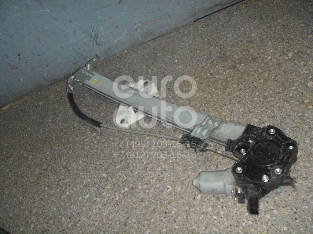 Стеклоподъемник электр. задний правый Honda Accord VIII 2008-2015; (72710TL0Q01)  - купить со скидкой