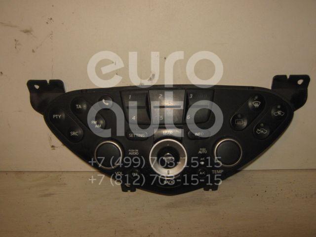 Купить Блок управления климатической установкой Nissan Primera P12E 2002-2007; (28395AV620)