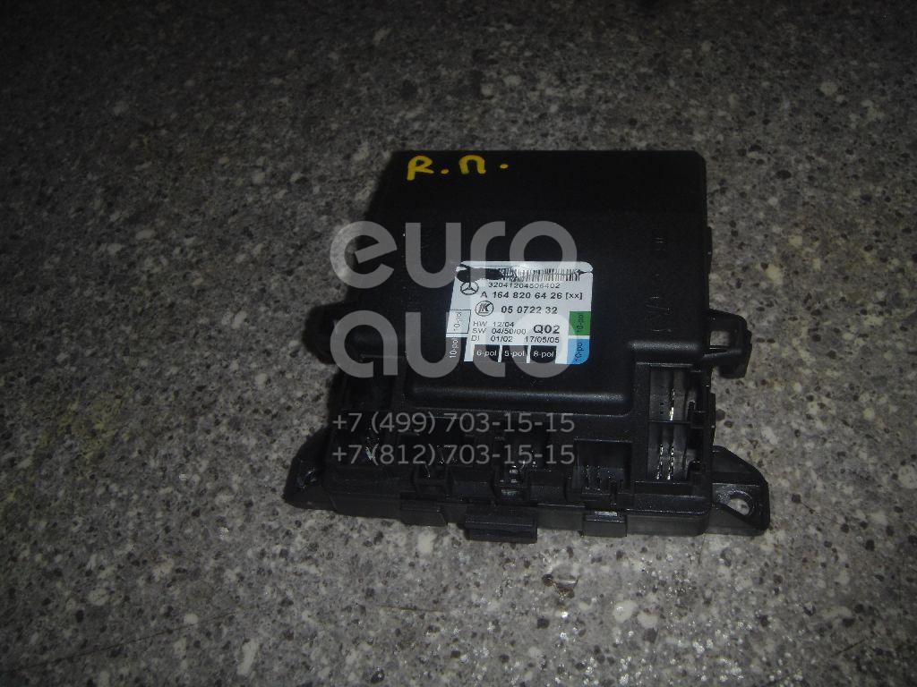Купить Блок комфорта Mercedes Benz W164 M-Klasse (ML) 2005-2011; (1648207026)
