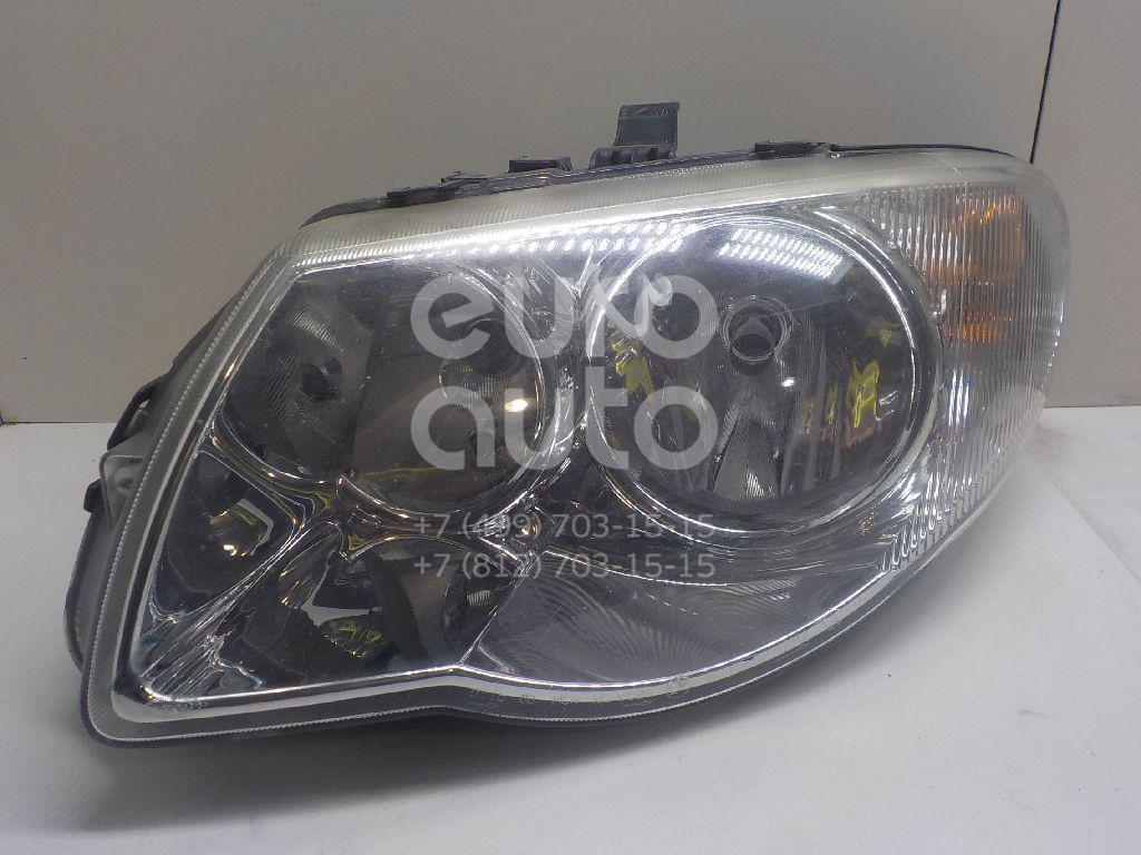 Купить Фара левая Chrysler Voyager/Caravan (RG/RS) 2000-2008; (04857833AB)