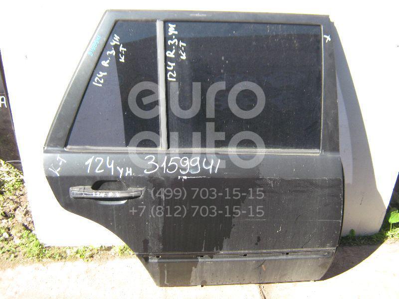 Купить Дверь задняя правая Mercedes Benz W124 1984-1993; (1247302005)