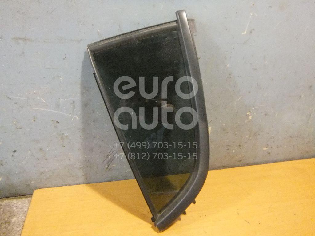 Купить Стекло двери задней левой (форточка) Mitsubishi L200 (KB) 2006-2016; (5740A205)