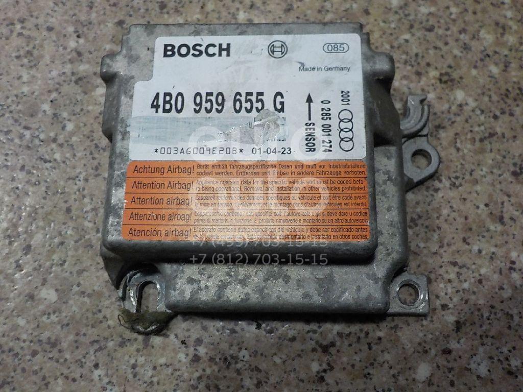 Купить Блок управления AIR BAG Audi A6 [C5] 1997-2004; (4B0959655G)