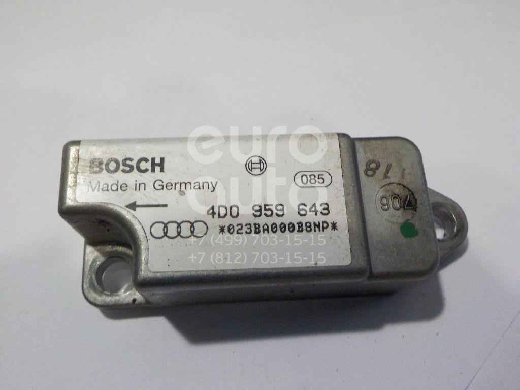 Купить Датчик AIR BAG Audi A8 [4D] 1994-1998; (4D0959643)