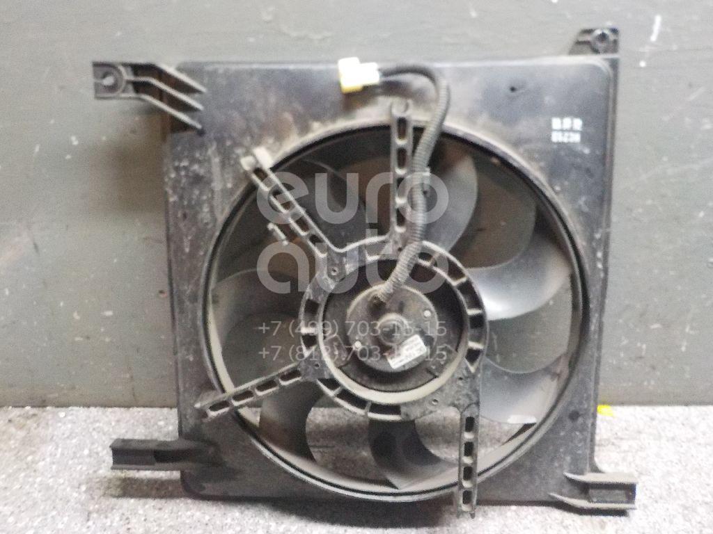 Купить Вентилятор радиатора Daewoo Nexia 1995-2016; (96353137U10)