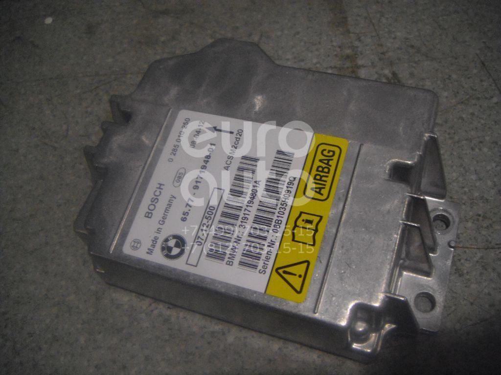 Купить Блок управления AIR BAG BMW X5 E70 2007-2013; (65779171948)