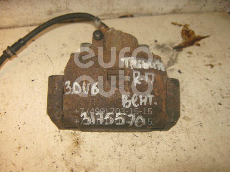 Суппорт передний правый Mazda Tribute (EP) 2000-2007; (ECZ13398ZE)  - купить со скидкой