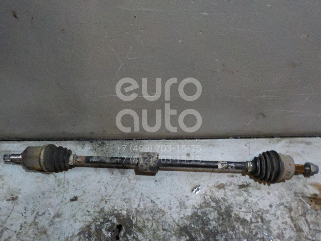 Купить Полуось передняя правая Opel Corsa D 2006-2015; (26119529)