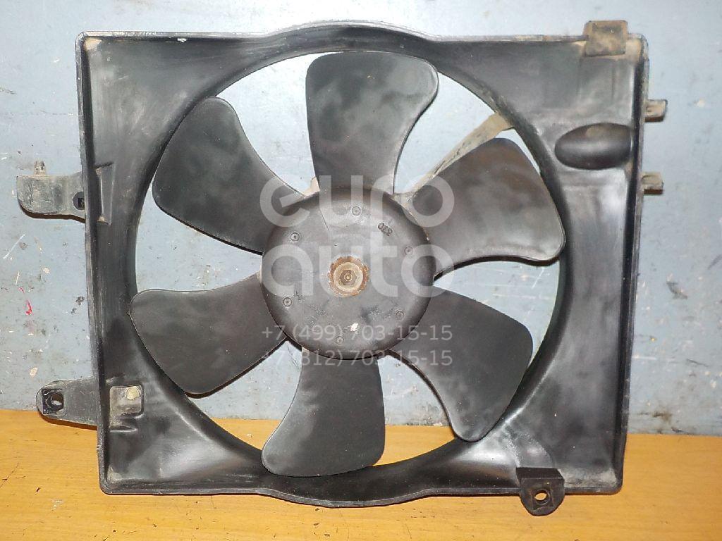 Купить Вентилятор радиатора Daewoo Matiz (M100/M150) 1998-2015; (96611266)