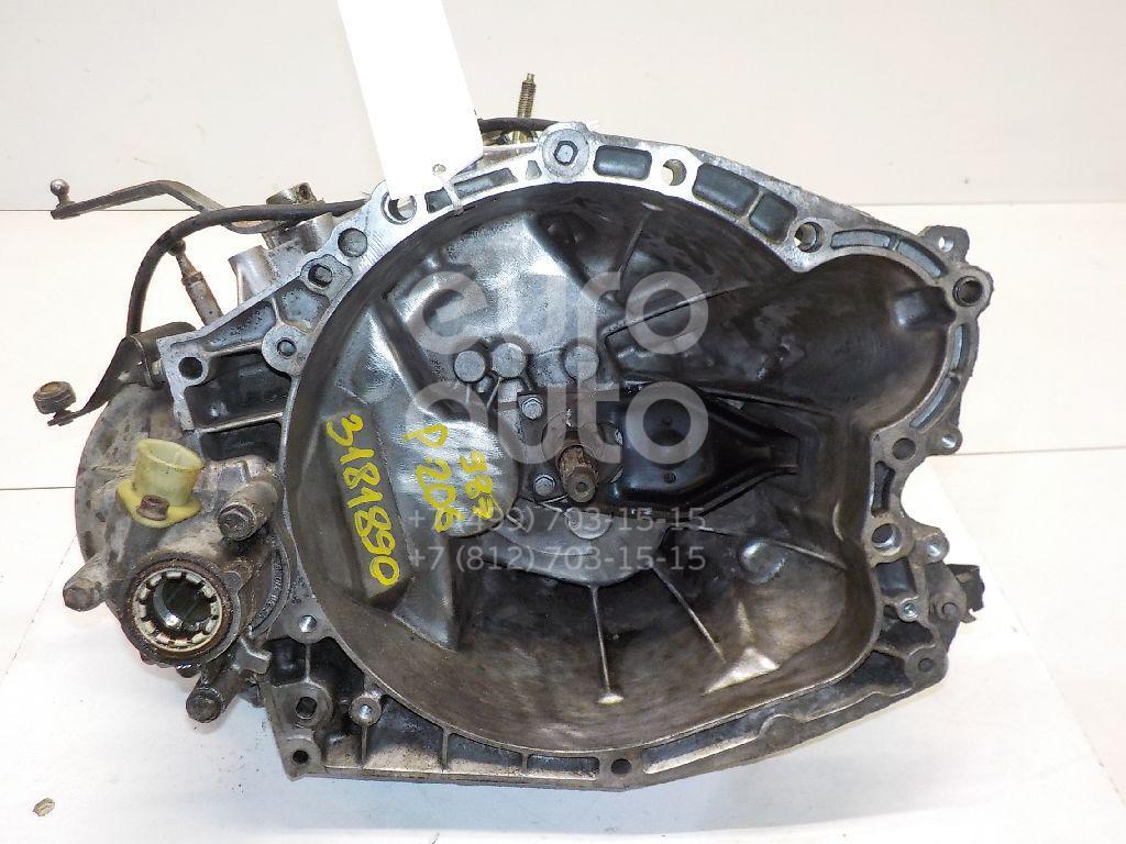 Купить МКПП (механическая коробка переключения передач) Peugeot 206 1998-2012; (2222NF)