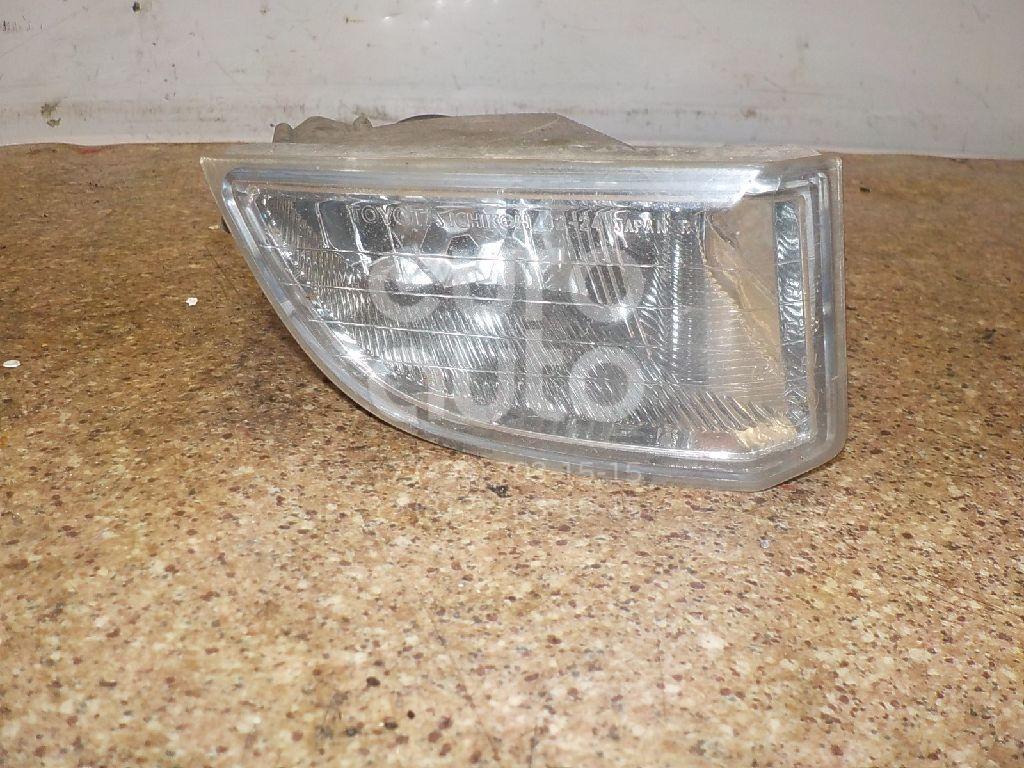 Купить Фара противотуманная правая Toyota RAV 4 2000-2005; (8121142020)
