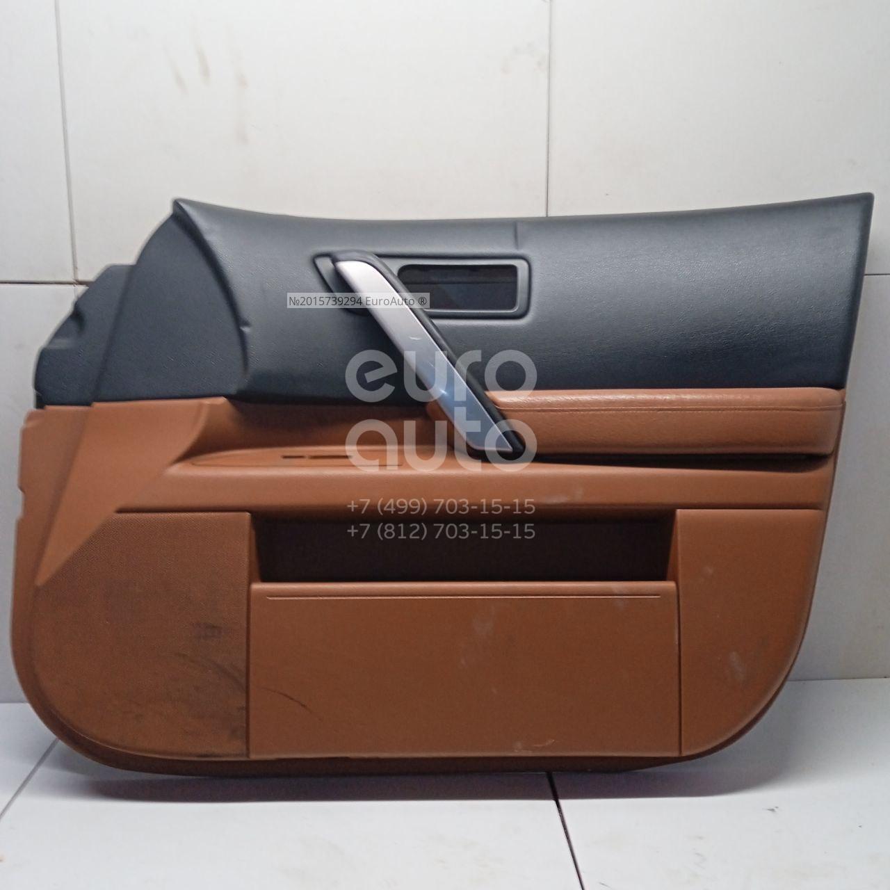 Купить Обшивка двери передней правой Infiniti FX (S50) 2003-2007; (80900CG005)