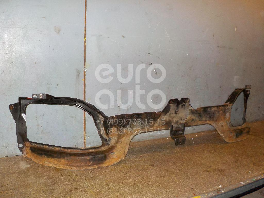 Купить Панель передняя Fiat Ducato 244 (+ЕЛАБУГА) 2002-2006; (1338298080)