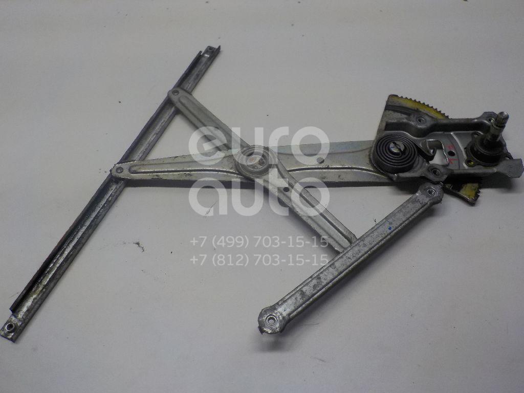 Купить Стеклоподъемник механ. передний левый Mitsubishi L200 (KB) 2006-2016; (MN117555)