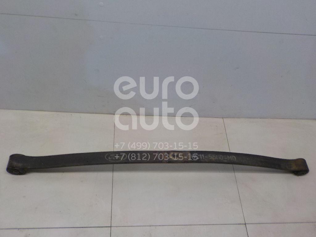 Купить Рессора задняя Ford Transit 2006-2013; (6C115560MD)